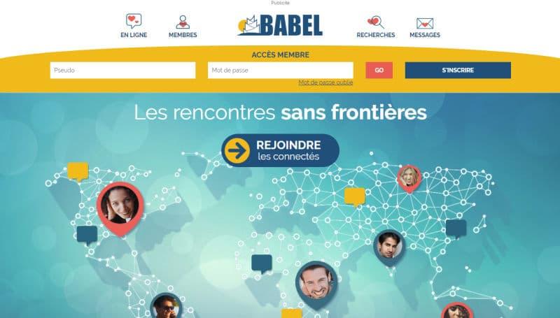 site de rencontre gratuit babel site de rencontre algerien en ligne