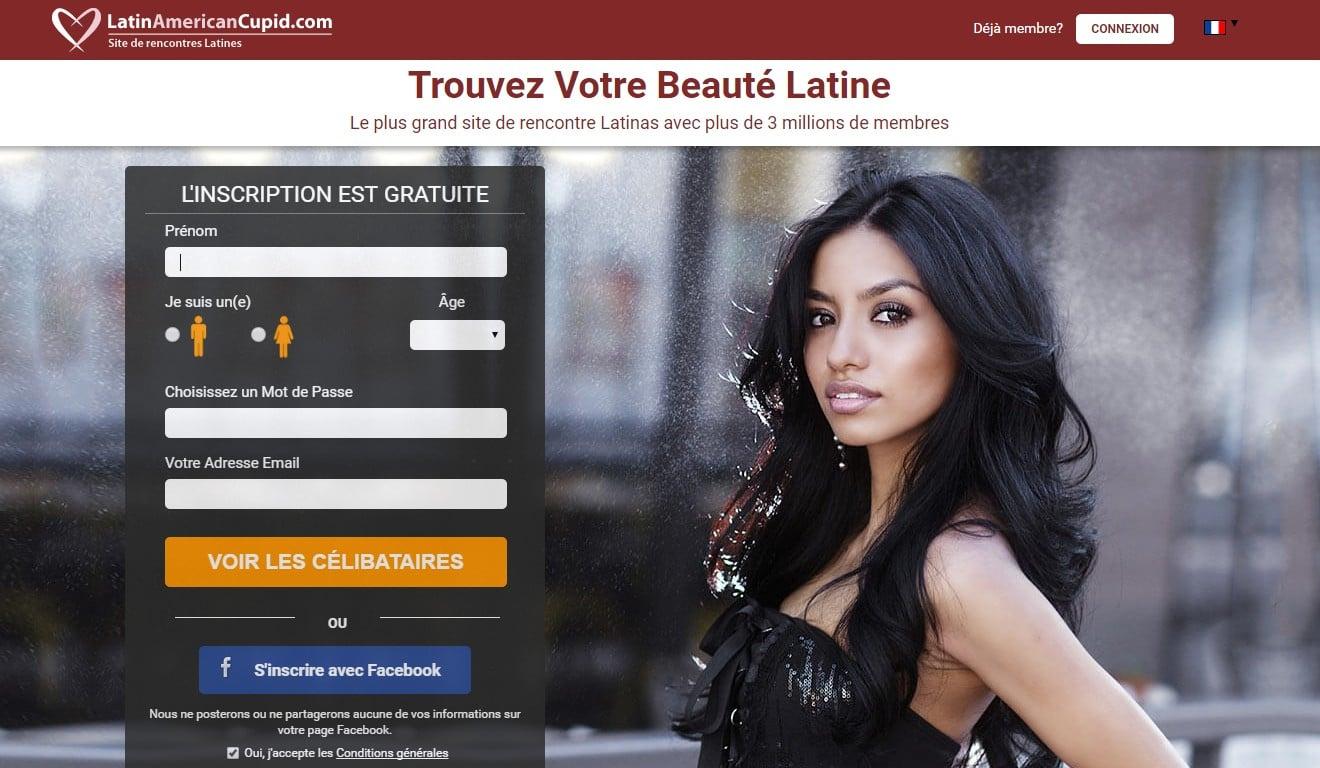 site de rencontre latina)