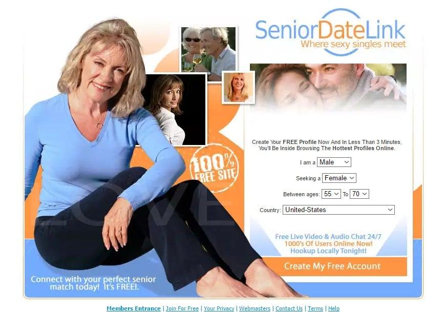 En ligne Senior Dating Royaume-Uni